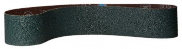4'' x 59'' (102 mm x 1499 mm) Sanding Belt, 24 grit