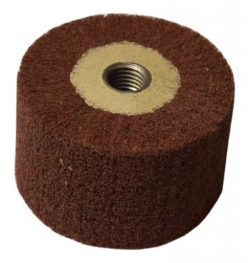 Lamel Scotch Brite wheel, M16 Thread