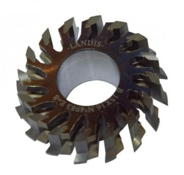 Carbide heel trimmer