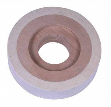 Wood & Felt Contact Wheel 1 1/2'' (40 mm)
