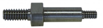 Shaft and collar for Micro Groover