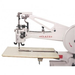 Claes Patching Machine Slide on Table