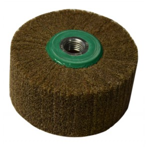 Lamel Scotch Brite wheel