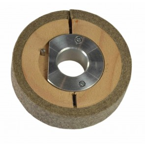 "Sanding Wheel FS 5"" x 1 3/8'' for Landis, Supreme, Sutton & Jack Master"