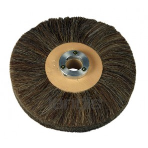Black Horsehair Brush 8'', SKU: P7141