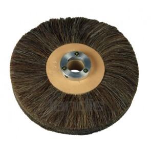 Black Horsehair Brush 8'', SKU: P7141