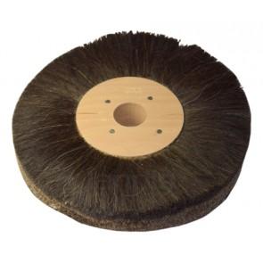 Black Horsehair Brush for Power Finisher 240mm x 40mm