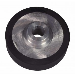 Aluminium & Rubber Contact Wheel for Landis, Supreme or Sutton