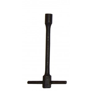 Wrench presser foot retaining screw