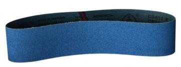 4'' x 42'' (102 mm x 1067 mm) Bande à sabler, 100 grit