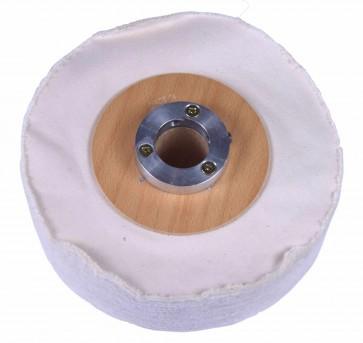 Polisseur de coton laminé 240 mm x 40 mm pour Master Finisher