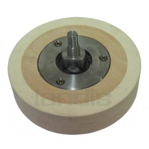 Roue à sabler complète, 40 mm pour Power