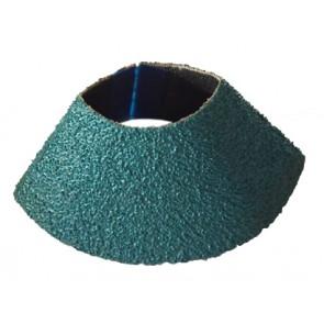 Cône à sabler pour sableur à talon 80 mm